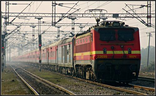 Trains from Guwahati to Patna