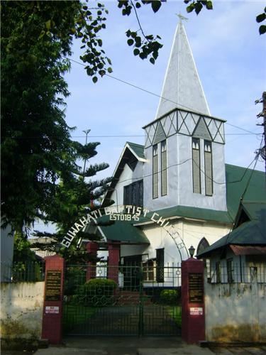 Guwahati Baptist Church