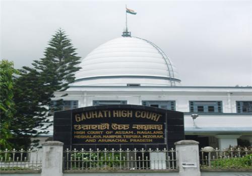 High court in Guwahati