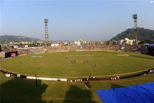 Cricket Stadium in Guwahati