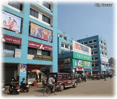 Big Bazaar in Haldia