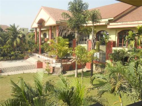 Golden Retreat in Haldia