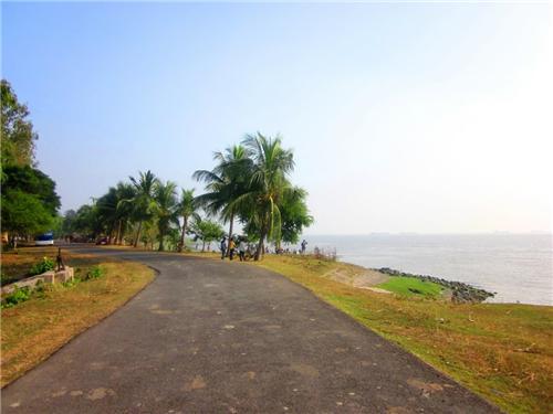 Marine Drive in Haldia