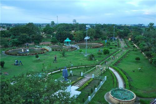Satish Samanta Park , Near Haldia Railway Station(Source:panoramio.com)