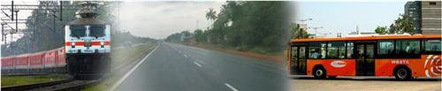 Transport in Haldia