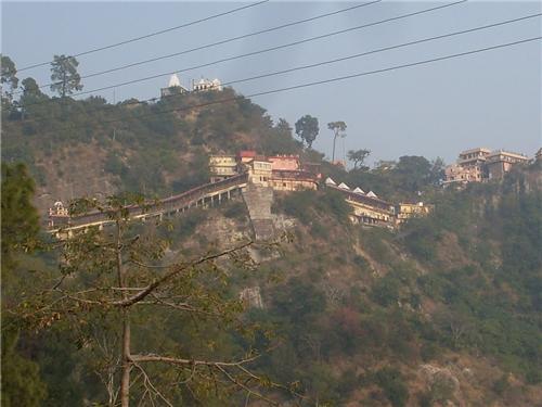 Baba Balak Nath Temple at Deot Sidh in Hamirpur