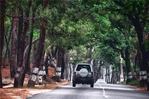 Roads in Hamirpur District