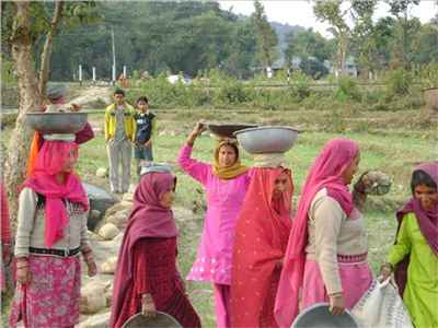 Women Workers at Work
