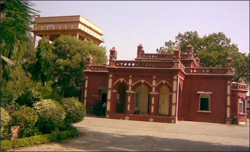 District Administration in Hapur