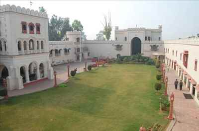 Heritage hotels in Haryana