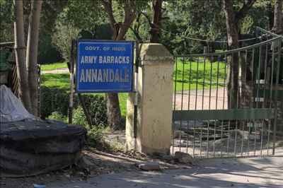 Annadale in Shimla