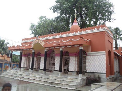 Temple in Mahishrekha