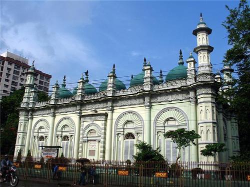 Tipu Sultan Shahi Mosque