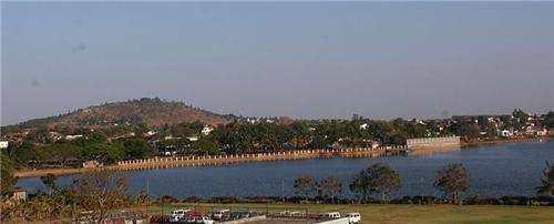 A famous place to visit in Hubli