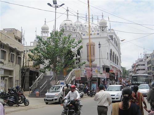 Gurudwaras in Hyderabad