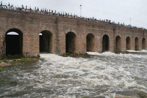 Osman Sagar Dam