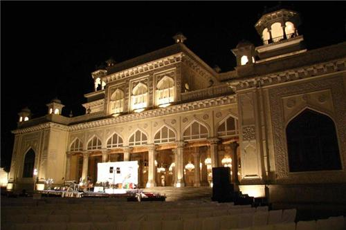Purani Haveli in Hyderabad