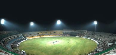 Hyderabad Cricket Stadium