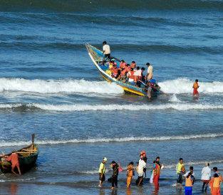 Rishikonda Beach Hyderabad