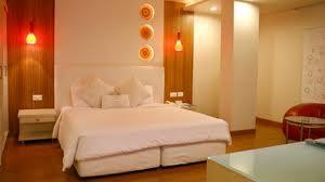 Luxury room at Taj Tristar Hotel