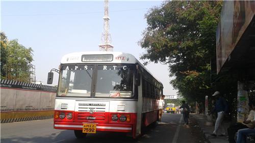 Public Transport in Hyderabad