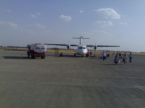 Flights from Indore