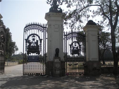 Lal Baag Palace Gates