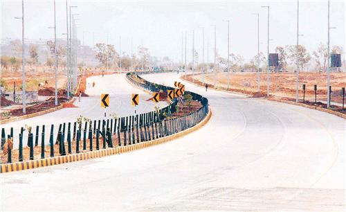 Urban development by IDA in Indore