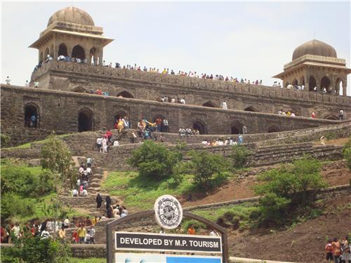 Mandu Fort near Indore