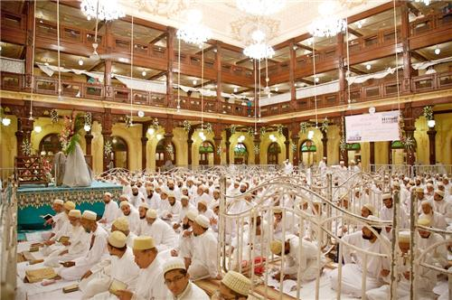 Mosques in Indore City