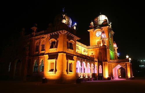 Town Hall in Indore