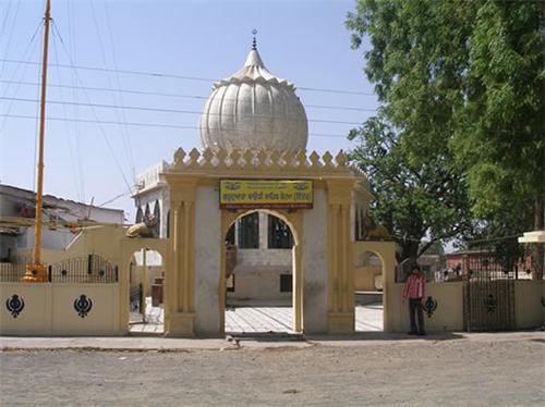Gurudwara Charan Betma Sahib