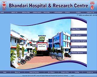Bhandari Hospital in Indore