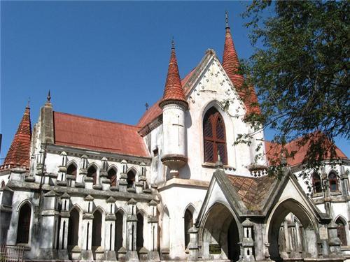 Churches around Indore