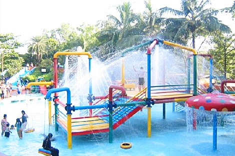 Crescent Water Park of Indore