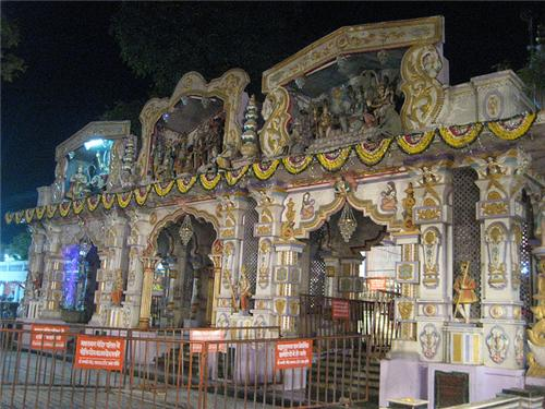 Khajrana Ganesh Temple in Indore