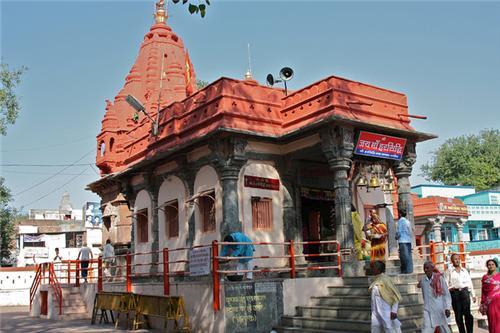 Ujjain near Indore
