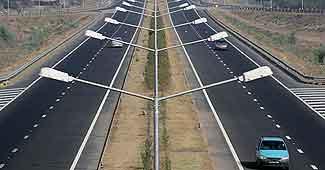Highways in Indore