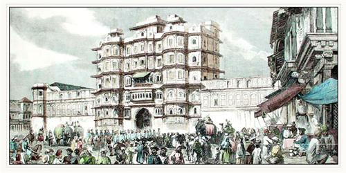 Pre Independence Era of Indore