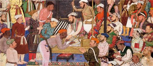 Mughal History of Indore