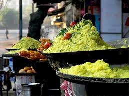 About Indore Food