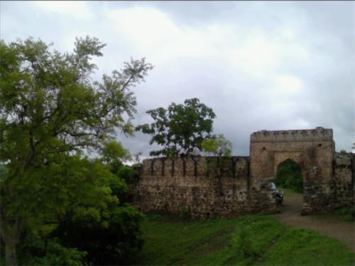 The Kajligarh Fort