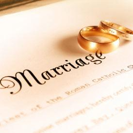Procedure for Marriage Certificate in Indore