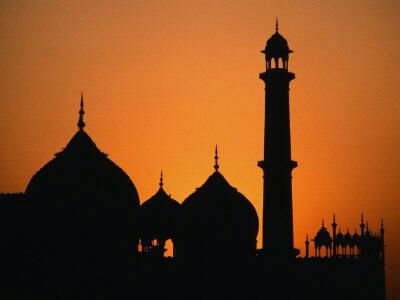 Mosques in Indore