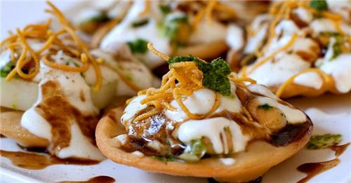 Indore Street food