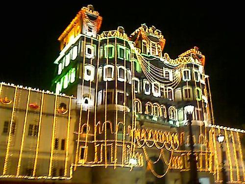 Rajwada Palace