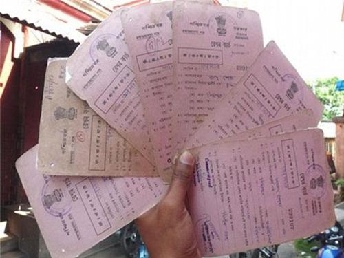 Ration Card in Indore