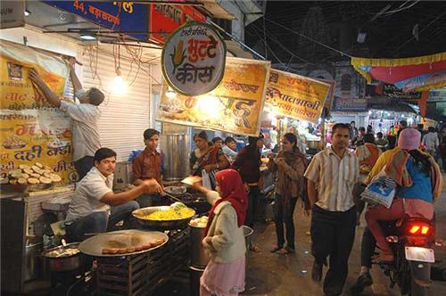 Sarafa Bazaar Indore