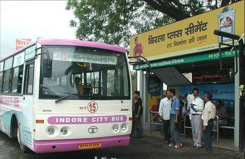 Public Transport in Indore