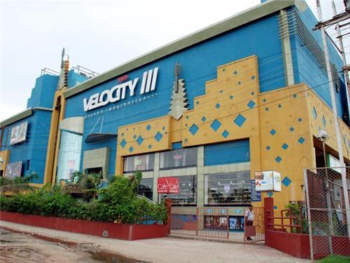 Velocity Mall in Indore